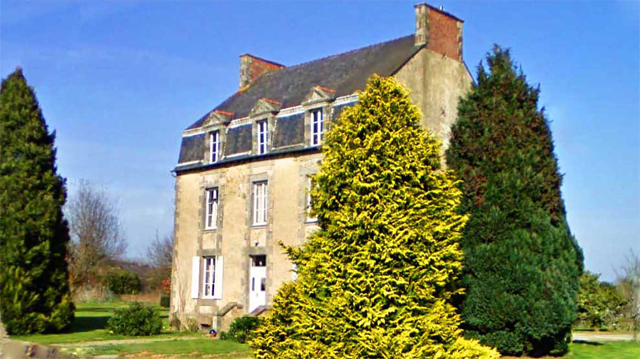 La_Maison_Manoir_Holiday_in_Brittany_House
